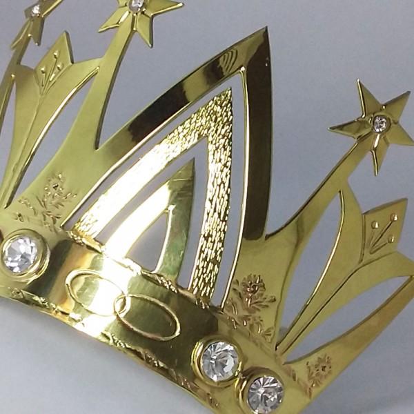 Coroa - Com Estrelas