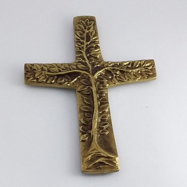Cruz Árvore da Vida (Bronze)