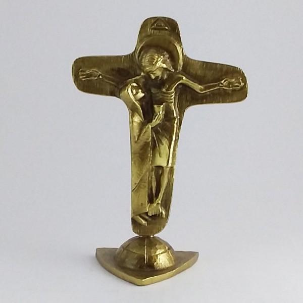 Cruz da Unidade de mesa (Bronze-15cm)
