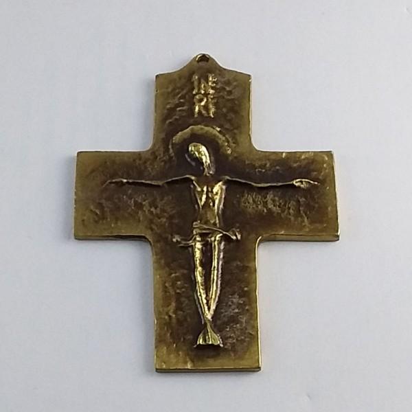 Cruz Estilizada (Bronze-9cm)