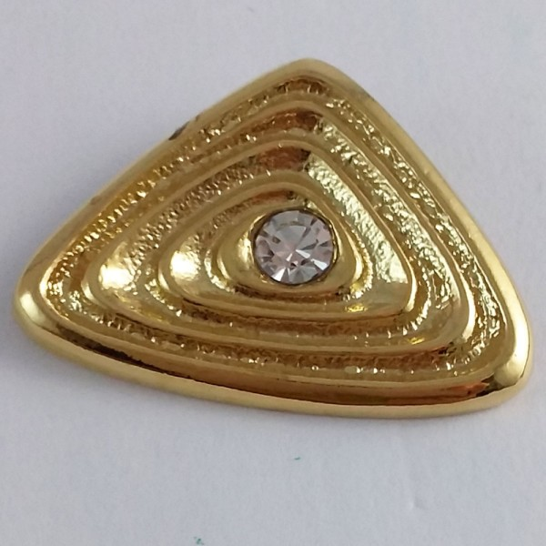 Símbolo de Deus Pai (pequeno - dourado)