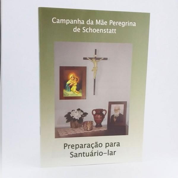 Preparação para Instituição do Santuário- Lar - Série formação