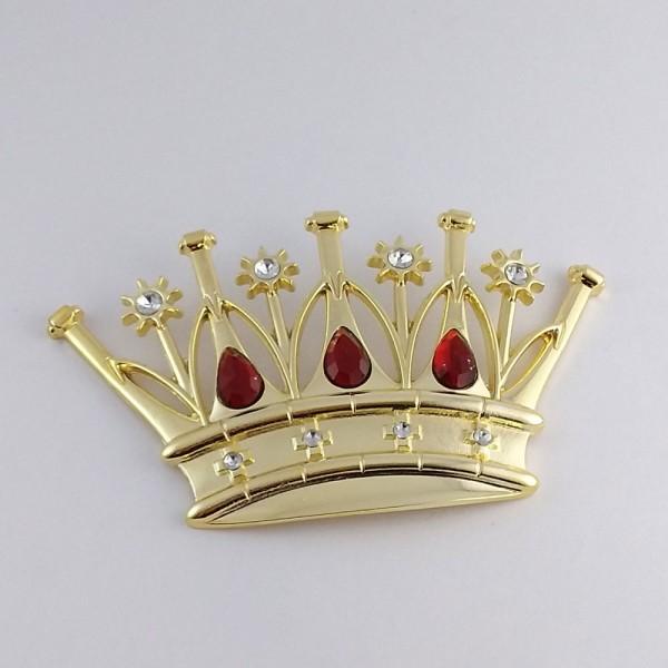 Coroa para Imagem Peregrina - pino longo