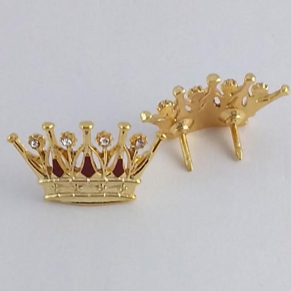 Coroa Pequena (2,5cm x 1,5cm)