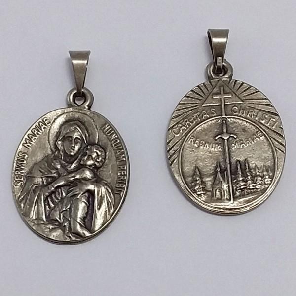 Medalha - Aliança de Amor - Mini