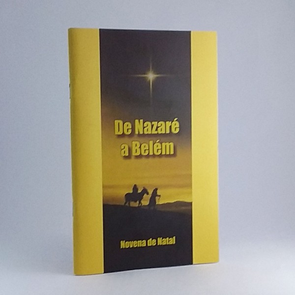 Novena de Natal- De Nazaré a Belém
