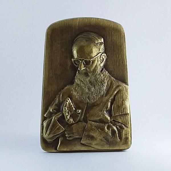 Pe. José Kentenich - Relevo (Bronze)