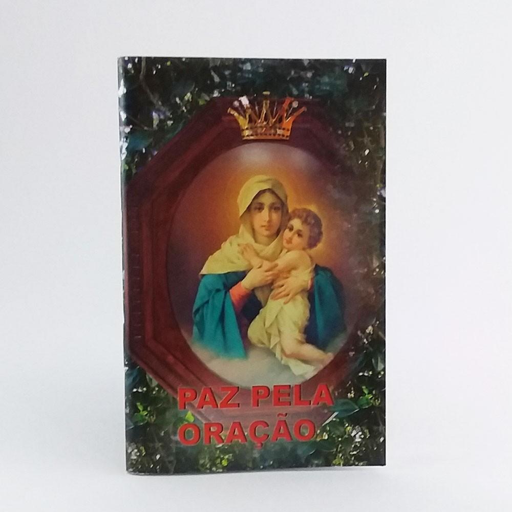 Paz pela oração - Livro de bolso